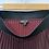 Thumbnail: Maje - Jupe plissée rouge bordeaux