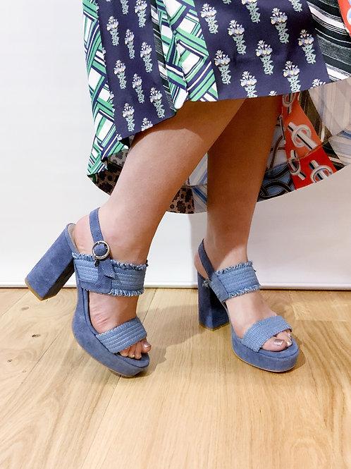 SLS - Nu-pieds jean