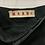 Thumbnail: MARNI - Panta-court noir flare