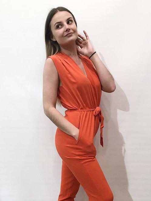 ERES - Combi soie rouge
