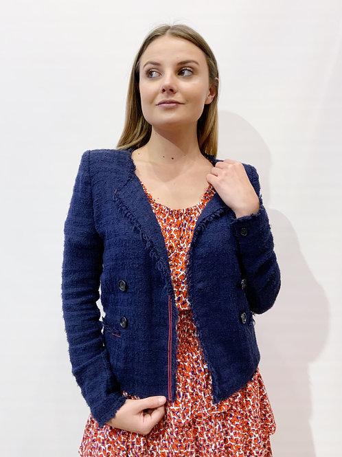 Isabel Marant - Veste maille marine