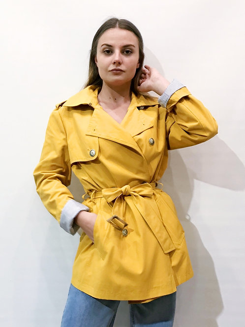 Trench Coat - Trench ocre