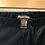 Thumbnail: Roberto Cavalli - Pantalon en soie noir