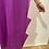 Thumbnail: Pleats Please - Robe violette