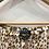 Thumbnail: APC - Robe écru imprimée camel