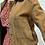 Thumbnail: Ba&sh - Blouson daim marron