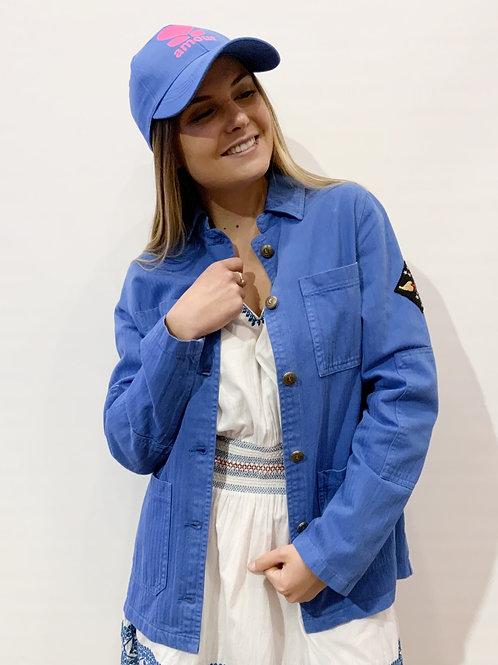 Five - Veste bleue