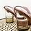 Thumbnail: Fendi -Chaussures talons roses