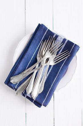 Dessert Plates & Forks