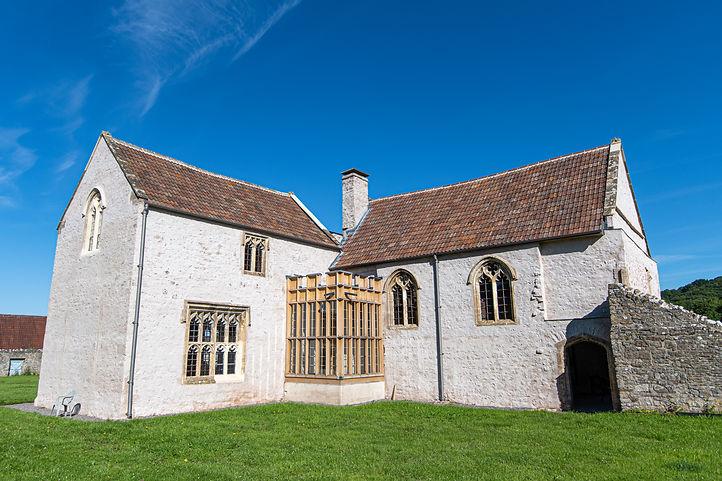 New Oriel Window Tickenham Court Farm