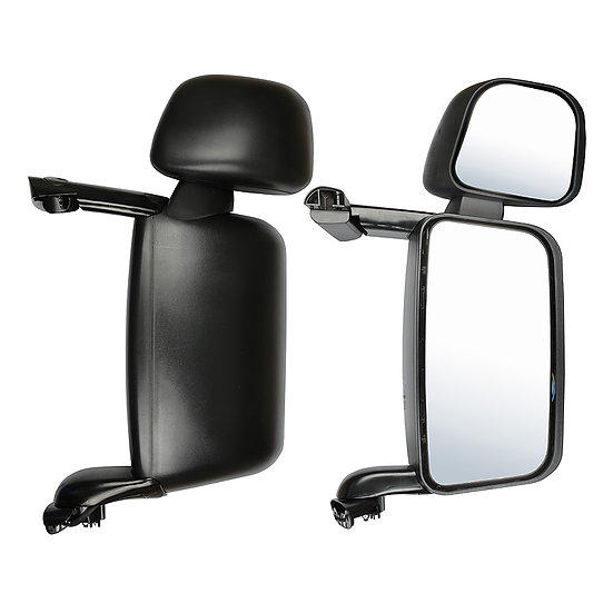 Scania Mirror Complete Elect & Heated Suits 4 Series R/P/T -Flat Mirror Glass