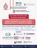 Cerrando la brecha entre la teoría y la práctica: cómo traducir las Guías de PBM mexicanas en la práctica clínica