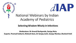 Selecting Wisdom Wisely in Infections