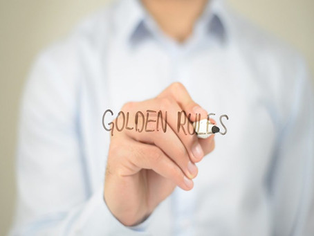 Golden Rules for General Surgery – Professor Jonathan Serpell