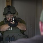 Hostage rescue training