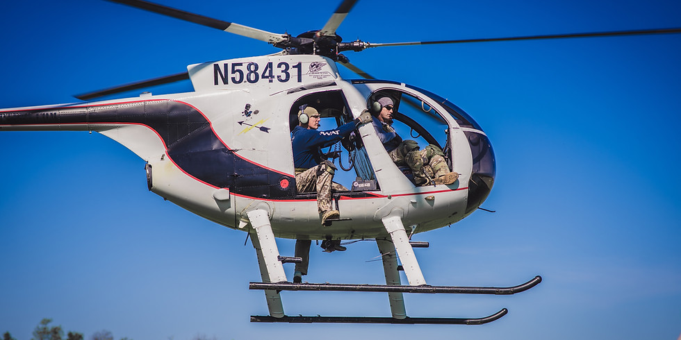 HELICOPTER/AERIAL PLATFORM COURSE (11/9/19) 1st Group