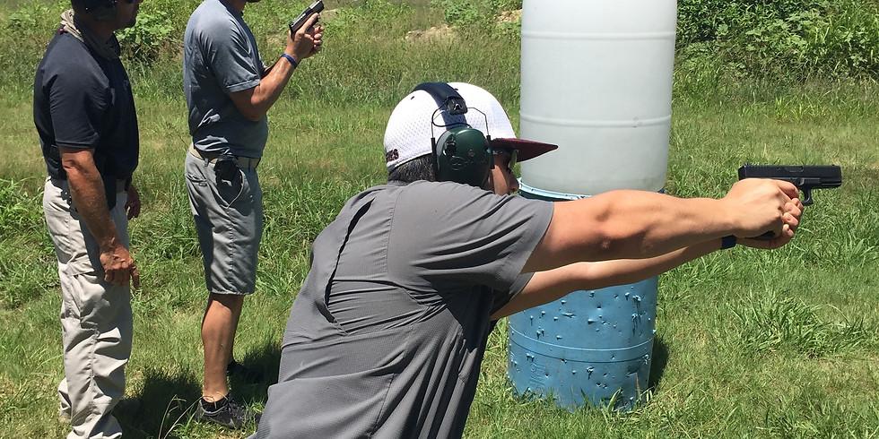 Open Range Day (8/29/20)