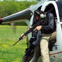 Aerial Platform Law Enforcement Training