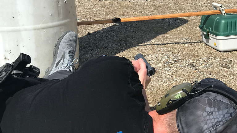 Advanced Pistol 2 (11/7/21)