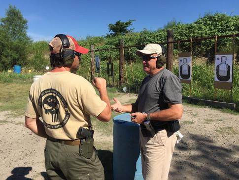 Jeff Instructing