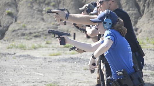 Pistol Reloads