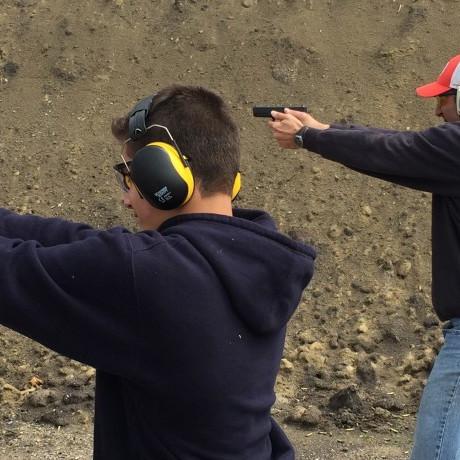 Advanced Pistol 1 (11/6/21)