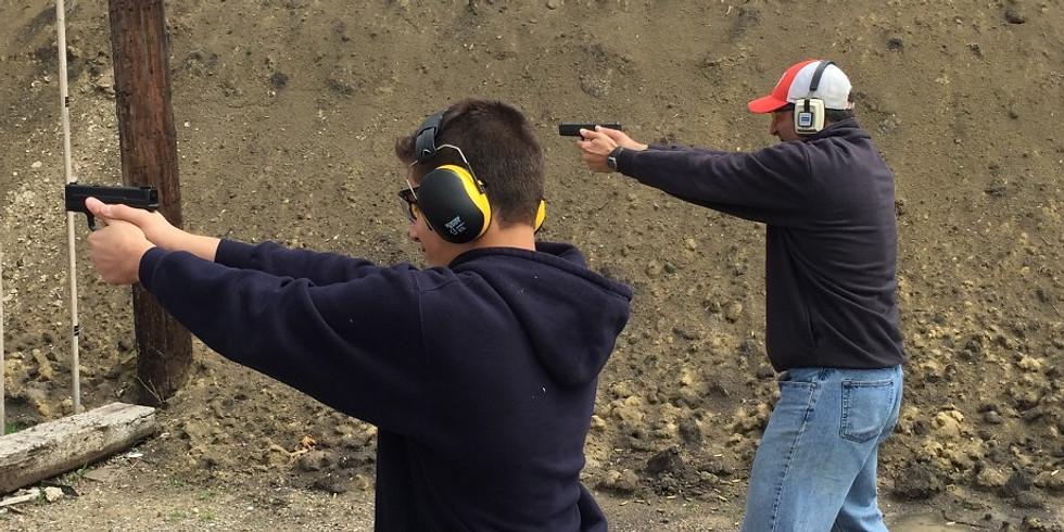 Advanced Pistol 1 (11/7/20)