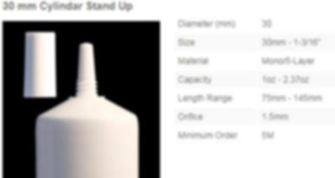 30mm Needle Noze Cylindar Stand Up.JPG