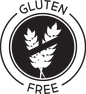 Black Gluten free icon.png