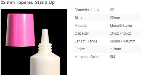 22mm Wide Nozzle Tapered Stand Up.JPG