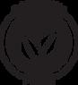 Black Paraben free icon.png