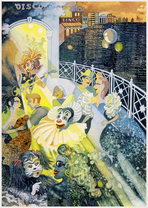 Pierrot On The Pier