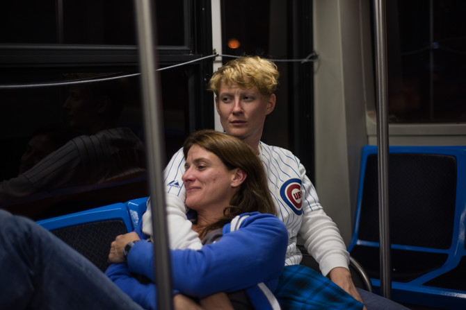 #80 Irving Park Bus, Chicago