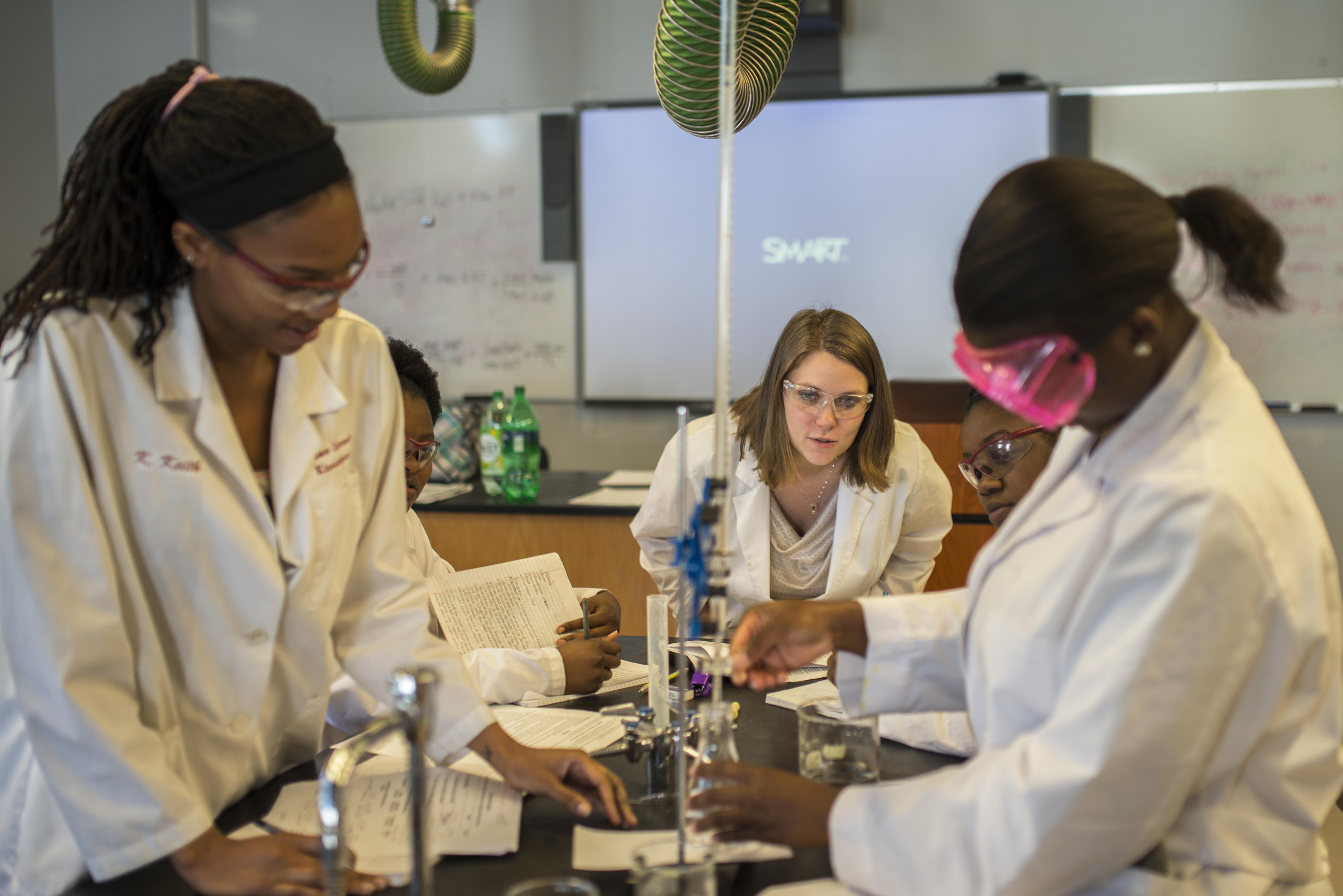 Shaw U Chemistry