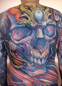 Tattoo by Paco Dietz