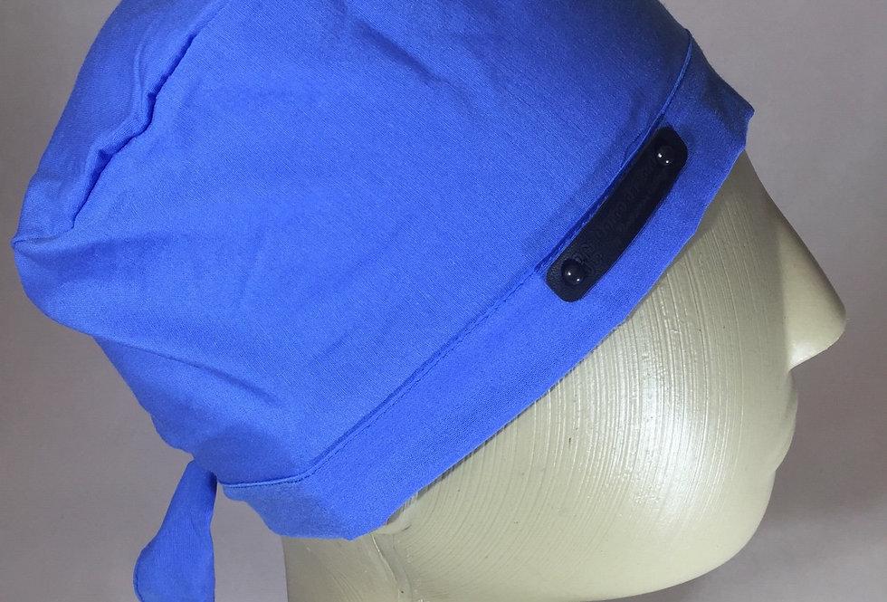kit 4 gorros azul