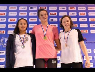 Championnats de France 25m à Angers