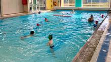 Petit zoom sur nos « apprentis nageurs »
