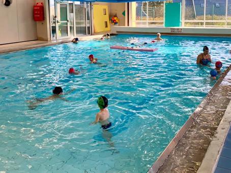 Il reste des places pour apprendre à nager avec le Club nautique brestois