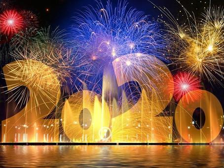 Joyeuse année à tous