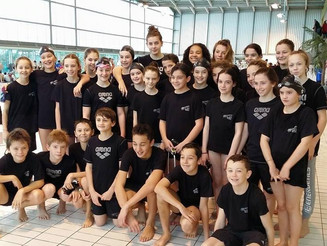1er plot des Interclubs Benjamins