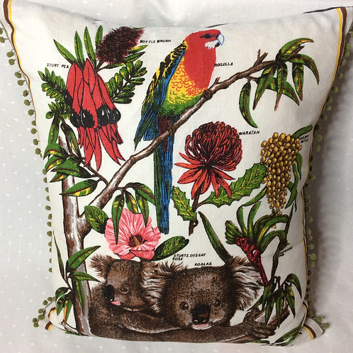 Koalas-Rosella Cushion