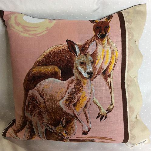 Kangaroo Cushion