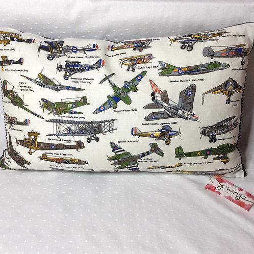 RAF Linen Pillow