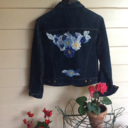 Denim Jacket Embellished 14
