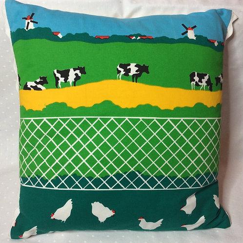 Danish Cotton/Linen Cushion