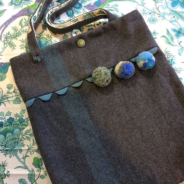 Blanket bag