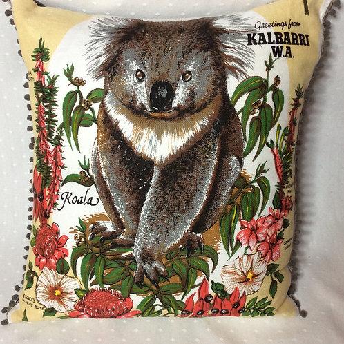 Kalbarri Koala Cushion