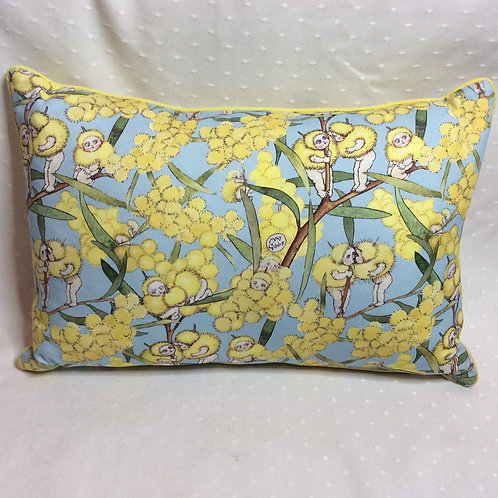 May Gibbs Linen Cushion
