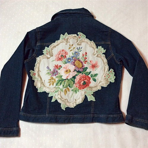 Denim Jacket Embellished 17